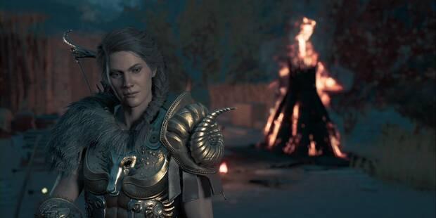 A la caza del Cazador en Assassin's Creed Odyssey