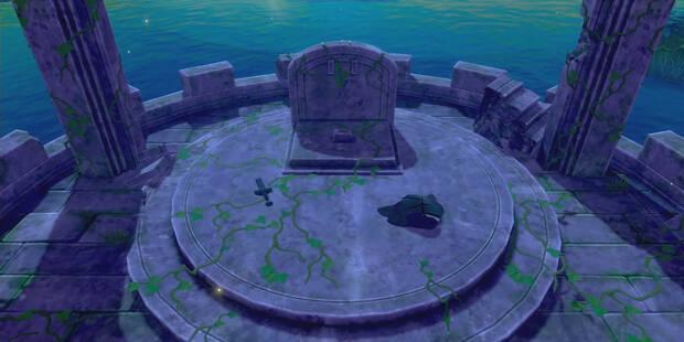 Bosque Oniria  (2ª vuelta) y Eternatus en Pokémon - Paso a paso y secretos