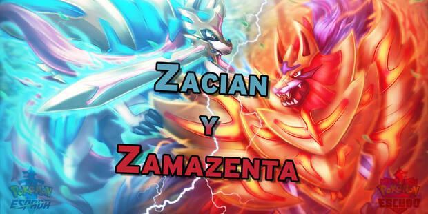 Cómo capturar a Zacian y Zamazenta en Pokémon Espada y Escudo