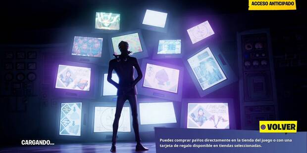 Fortnite:  PE escondido en Caos en ascenso - LOCALIZACIÓN