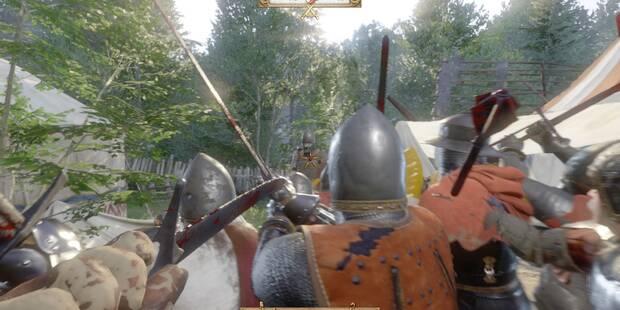 Así funciona el Sistema de combate de Kingdom Come Deliverance