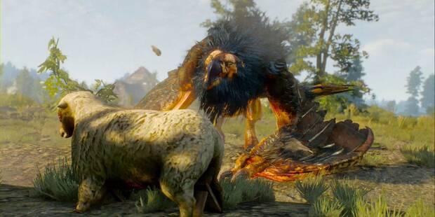 La bestia de Huerto Blanco - The Witcher 3: Wild Hunt