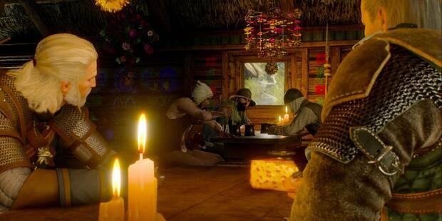 El incidente de Huerto Blanco - The Witcher 3: Wild Hunt
