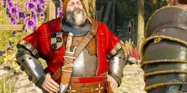 El Barón Sanguinario - The Witcher 3: Wild Hunt