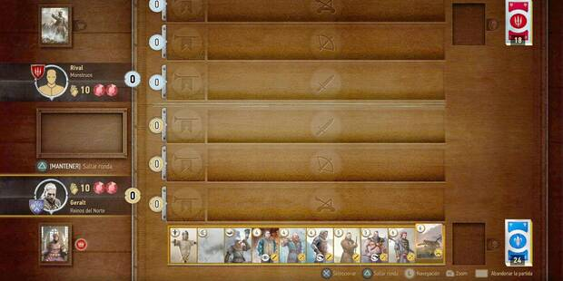 Gwynt: Jugadores de Velen - The Witcher 3: Wild Hunt