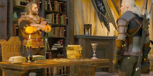 La patrulla desaparecida - Contrato en The Witcher 3: Wild Hunt