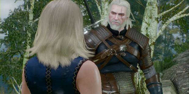 Deambulando en la oscuridad - The Witcher 3: Wild Hunt