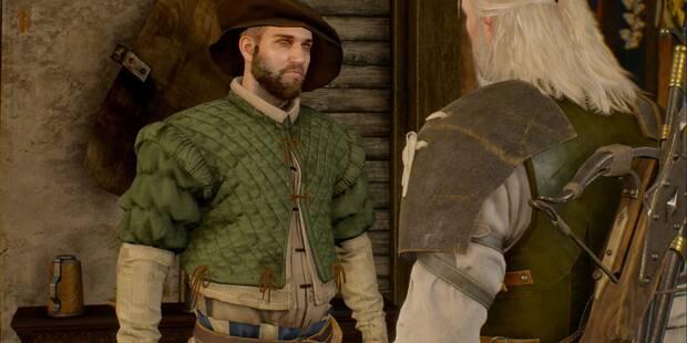 Puños de furia: Novigrado - The Witcher 3: Wild Hunt