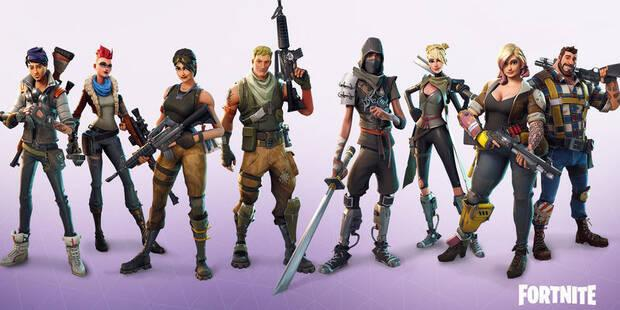 Descarga gratis Fortnite Battle Royale en PC, Mac, PS4 y Xbox One.