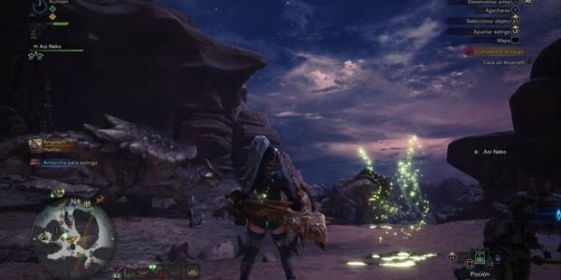 Expedición al Yermo de Agujas - Monster Hunter World