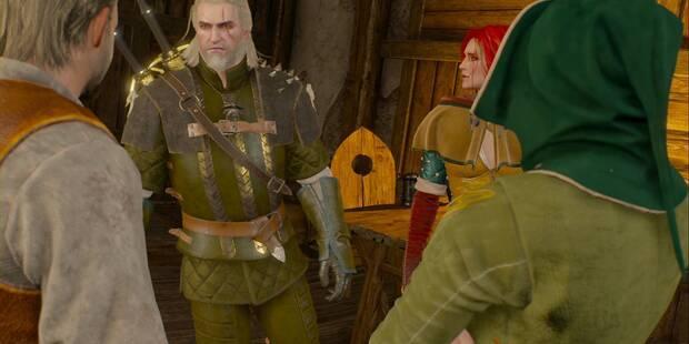 Ahora o nunca - The Witcher 3: Wild Hunt