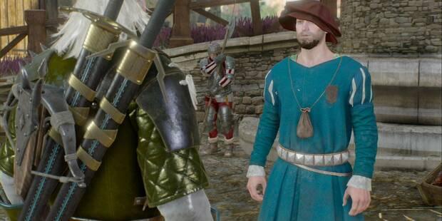 Un ladrón esquivo - The Witcher 3: Wild Hunt