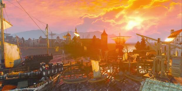 Destino: Skellige - The Witcher 3: Wild Hunt