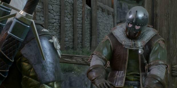 La espada de la familia - The Witcher 3: Wild Hunt