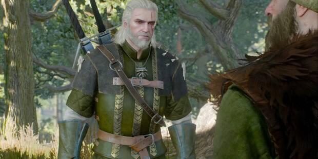 Terapia de choque - The Witcher 3: Wild Hunt