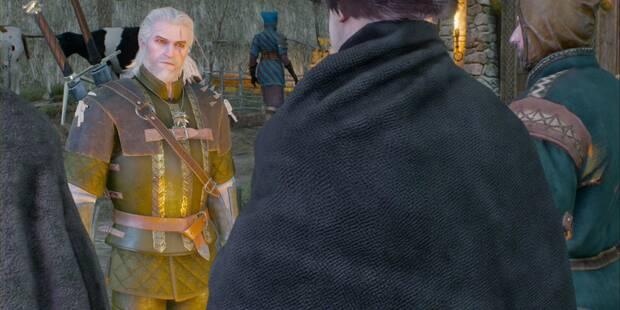 La torre surgida de la nada - The Witcher 3: Wild Hunt