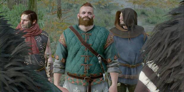 En el corazón del bosque - Contrato en The Witcher 3: Wild Hunt