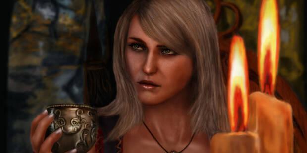 Cómo tener romance y sexo con  Keira Metz - The Witcher 3: Wild Hunt