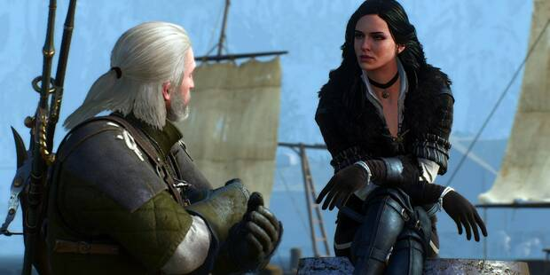 Cómo tener romance y sexo con  Yennefer - The Witcher 3: Wild Hunt