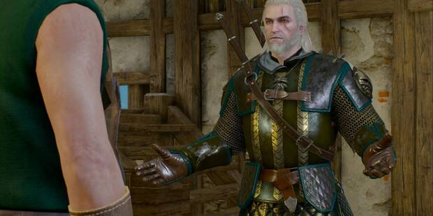 Sobre espadas y albóndigas - The Witcher 3: Wild Hunt