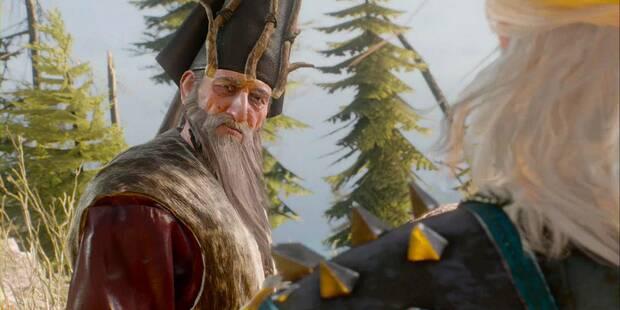 Ecos del pasado - The Witcher 3: Wild Hunt