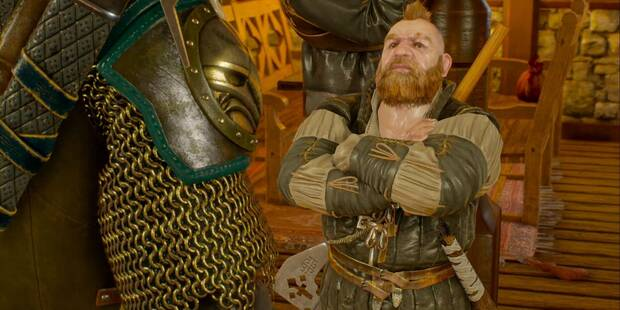 Camaradas de armas: Novigrado - The Witcher 3: Wild Hunt