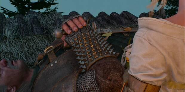Sangre en el campo de batalla - The Witcher 3: Wild Hunt