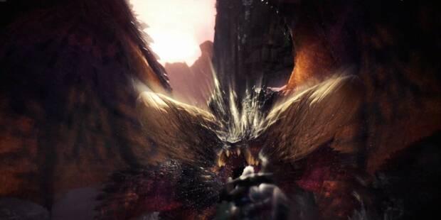 Una herida y un ansia - Monster Hunter World