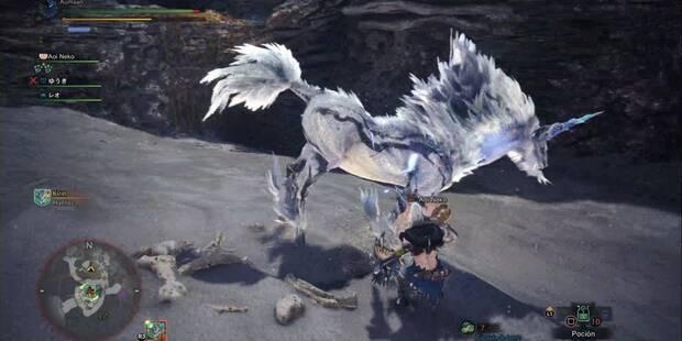 Dragon Anciano Kirin - Visto y no visto - Monster Hunter World