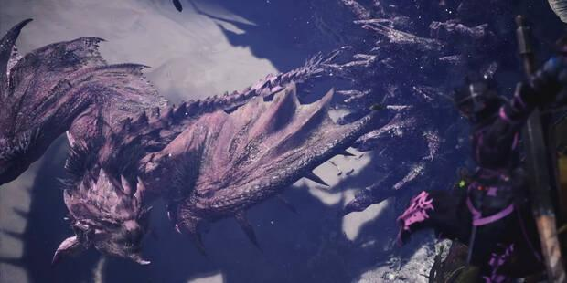 Rathian Rosa en Monster Hunter World - Localización, drops y consejos