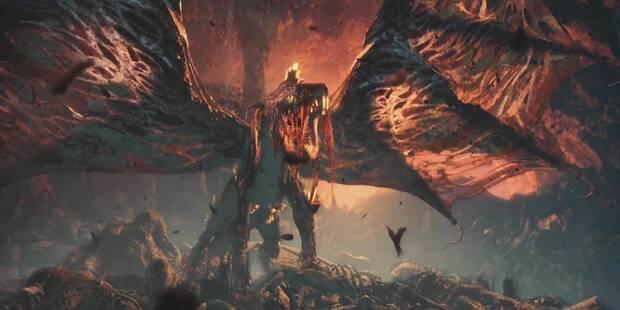 Vaal Hazak en Monster Hunter World - Localización, drops y consejos