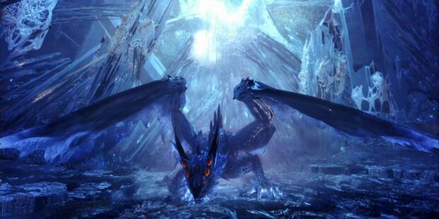 Xeno'jiiva en Monster Hunter World - Localización, drops y consejos