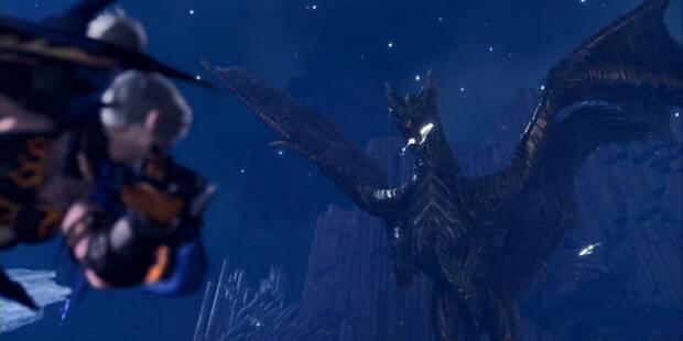 Kushala Daora, el dragón de acero - Monster Hunter World