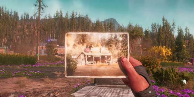 Encontrar TODAS las Fotografías en Far Cry: New Dawn