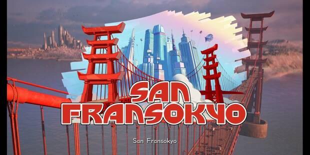 Kingdom Hearts 3: San Fransokyo - Portafortuna y tesoros