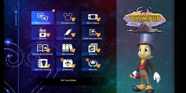 Kingdom Hearts 3: Cómo completar el Gumífono al 100%