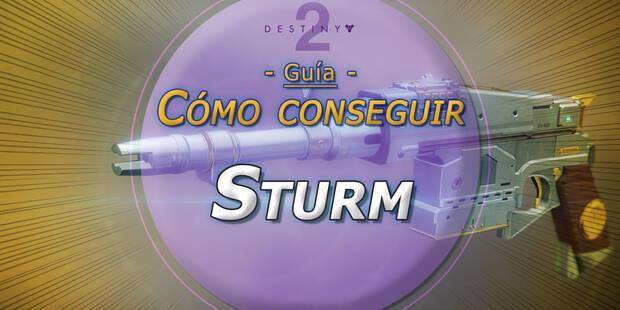 Sturm en Destiny 2: Cómo conseguir este cañón de mano exótico (y la Drang)