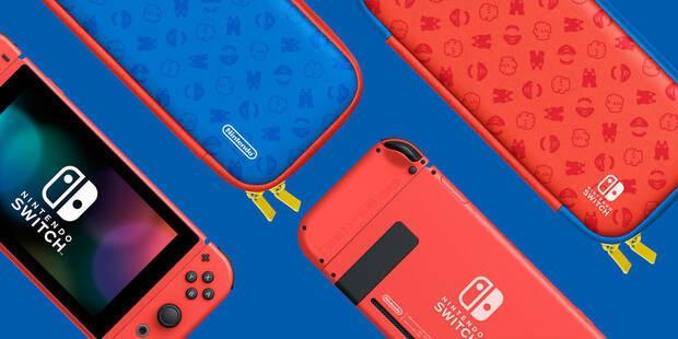 Nintendo Switch edici