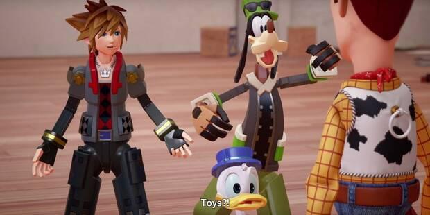 Cómo conseguir el Arma Artema en Kingdom Hearts 3