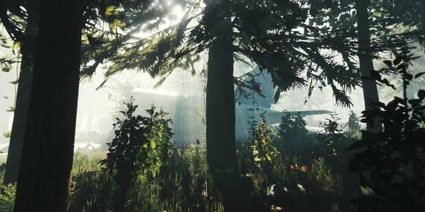 Mapa interactivo para encontrarlo todo en The Forest