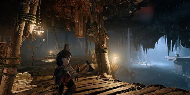 God of War (PS4): Reinos principales y opcionales y cómo acceder a ellos