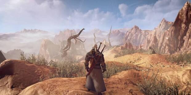 A través del tiempo y el espacio - The Witcher 3: Wild Hunt