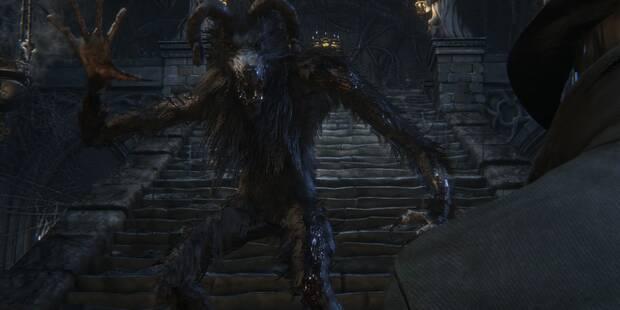 Alma poseída por una bestia en Bloodborne - Cómo matarlo y recompensas