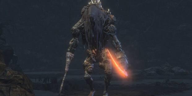 Gigante no muerto en Bloodborne - Cómo matarlo y recompensas