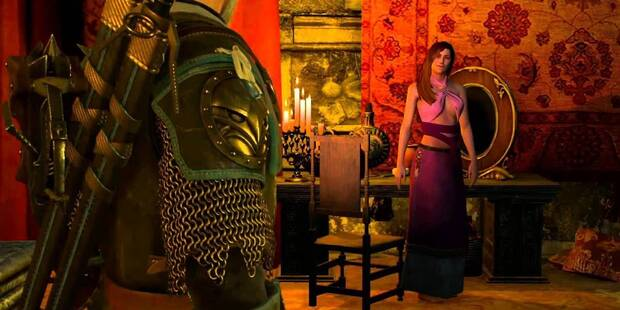 Una hija de la Vieja Sangre - The Witcher 3: Wild Hunt