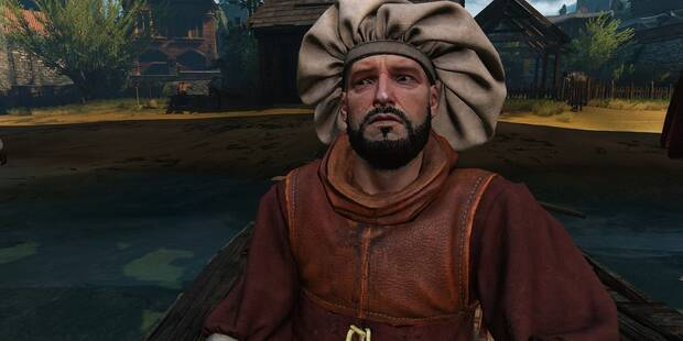 ¡Ábrete, sésamo! Condimentos de brujo en The Witcher 3: Wild Hunt - Hearts of Stone (DLC)