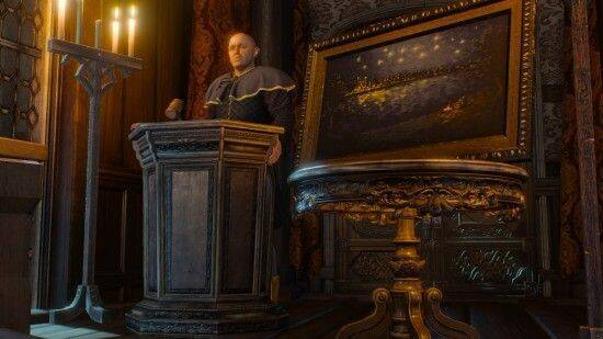 Un oscuro legado en The Witcher 3: Wild Hunt - Hearts of Stone (DLC)