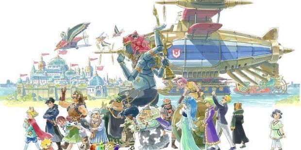 Todos los súbditos en Ni No Kuni 2: El renacer de un reino