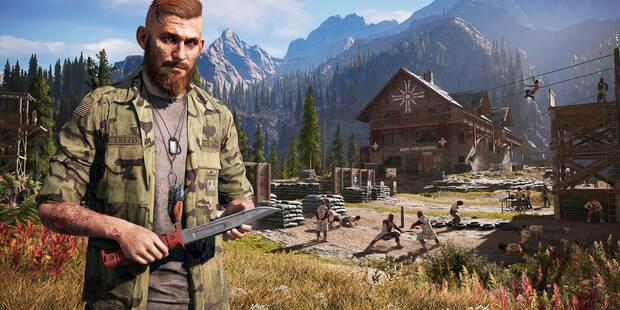 Escondites de preparacionista: región de Jacob en Far Cry 5