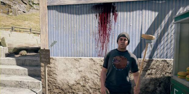 Derecho a portar armas en Far Cry 5